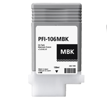 CANON PFI-106MBK INK / INKJET Cartridge Matte Black