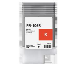 CANON PFI-106R INK / INKJET Cartridge Red