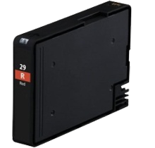 CANON PGI-29R Inkjet Cartridge Red