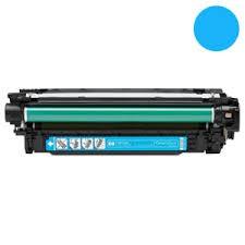 HP CE401A 507A Laser Toner Cartridge Cyan