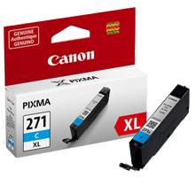 ~Brand New Original CLI-271C-XL High Yield INK / INKJET Cartridge Cyan