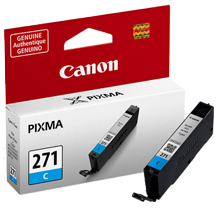 ~Brand New Original CLI-271C INK / INKJET Cartridge Cyan