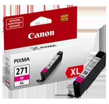 ~Brand New Original CLI-271M-XL High Yield INK / INKJET Cartridge Magenta