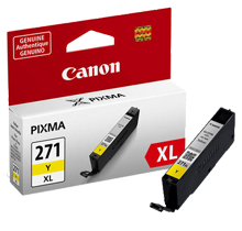 ~Brand New Original CLI-271Y-XL High Yield INK / INKJET Cartridge Yellow