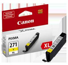 ~Brand New Original CLI-271Y INK / INKJET Cartridge Yellow