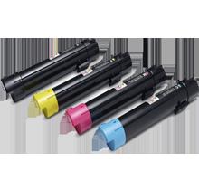 DELL C5765 Laser Toner Cartridge Set Black Cyan Magenta Yellow