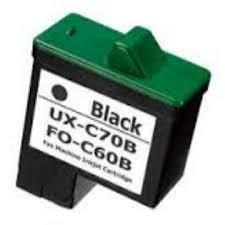 SHARP FOC60B INK / INKJET Cartridge Black