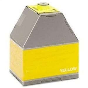 Ricoh 888341 Laser Toner Cartridge Yellow