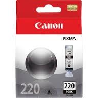 Brand New Original CANON PGI-220BK INK / INKJET Cartridge Black