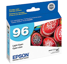 ~Brand New Original EPSON T096520 UltraChrome K3 INK / INKJET Cartridge Light Cyan