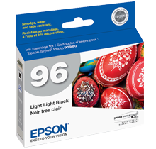 ~Brand New Original EPSON T096920 UltraChrome K3 INK / INKJET Cartridge Light Light Black