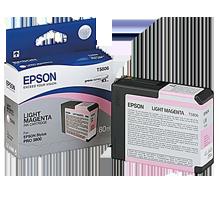 EPSON T580600 INK / INKJET Cartridge Light Magenta