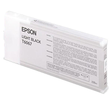 EPSON T606700 INK / INKJET Cartridge Light Black