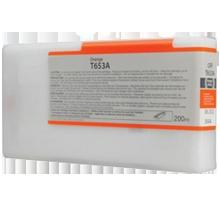 EPSON T653A00 INK / INKJET Cartridge Orange