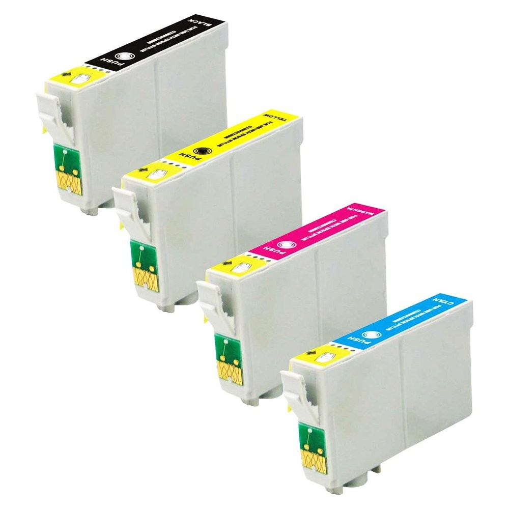 EPSON T126 INK / INKJET Cartridge Set Black Cyan Magenta Yellow
