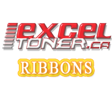 Genicom 3A0100B02 Black Ribbon