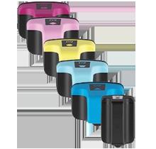HP 02 INK / INKJET Cartridge Set Black Cyan Yellow Magenta Light Cyan Light Magenta