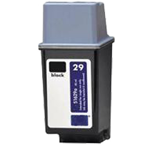 HP 51629A (29A) INK / INKJET Cartridge Black