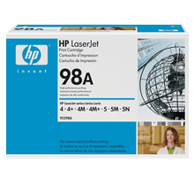 ~Brand New Original HP 92298A HP98A Laser Toner Cartridge