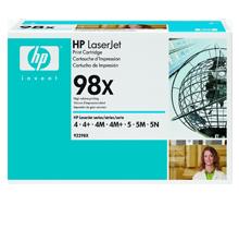 ~Brand New Original HP 92298X HP98X Laser Toner Cartridge High Yield