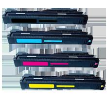 HP 9500 Laser Toner Cartridge Set