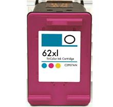 HP C2P07AN (62XL) INK / INKJET Cartridge High Yield Tri-Color