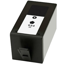 HP C2P23AN (934XL) INK / INKJET Cartridge Black High Yield