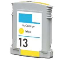 HP C4817A (#13) INK / INKJET Cartridge Yellow