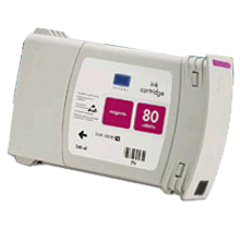 HP C4847A INK / INKJET Cartridge Magenta High Yield