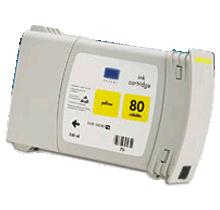 HP C4848A INK / INKJET Cartridge Yellow High Yield