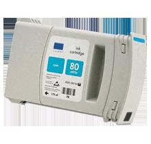 HP C4872A INK / INKJET Cartridge Cyan