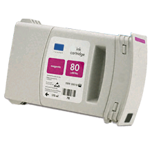 HP C4874A INK / INKJET Cartridge Magenta
