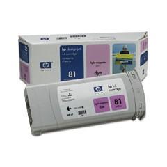 HP C4935A (81) INK / INKJET Cartridge Light Magenta