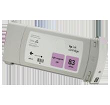 HP C4945A (83) INK / INKJET UV Cartridge Light Magenta