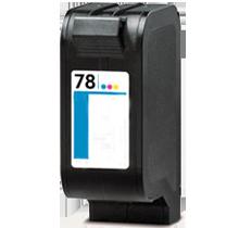 HP C6578A (78A) INK / INKJET Cartridge Tri-Color