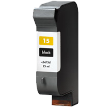 HP C6615A (15A) INK / INKJET Cartridge Black