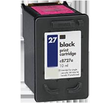 HP C8727A (27) INK / INKJET Cartridge Black