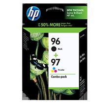 Brand New Original HP C9353FN Ink / Inkjet Cartridge Black Tricolor