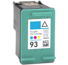 HP C9361W (93) INK / INKJET Cartridge Tri-Color
