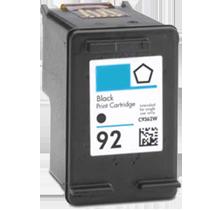 HP C9362W (92) INK / INKJET Cartridge Black
