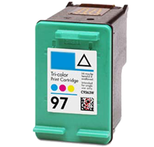 HP C9363WN (97) INK / INKJET Cartridge Tri-Color