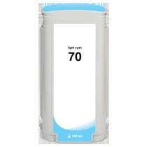HP C9390A Light Cyan Ink / Inkjet Cartridge