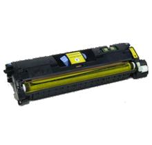 HP C9702A Laser Toner Cartridge Yellow