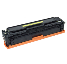 HP CB542A Laser Toner Cartridge Yellow