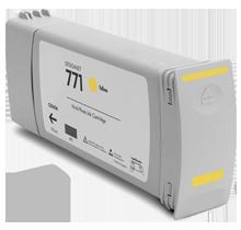 HP CE040A (771) INK / INKJET Latex Cartridge Yellow