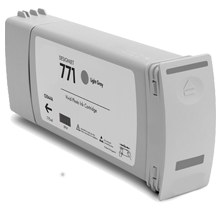 HP CE044A (771) INK / INKJET Latex Cartridge Light Gray