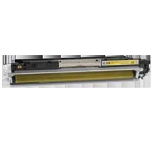 HP CE312A 126A Laser Toner Cartridge Yellow
