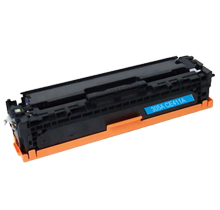 HP CE411A 305A Laser Toner Cartridge Cyan