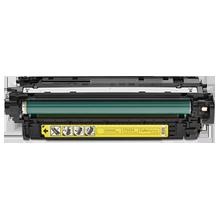 HP CF032A HP646A Laser Toner Cartridge Yellow