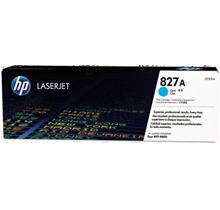 Brand New Original HP CF301A (827A) Laser Toner Cartridge Cyan